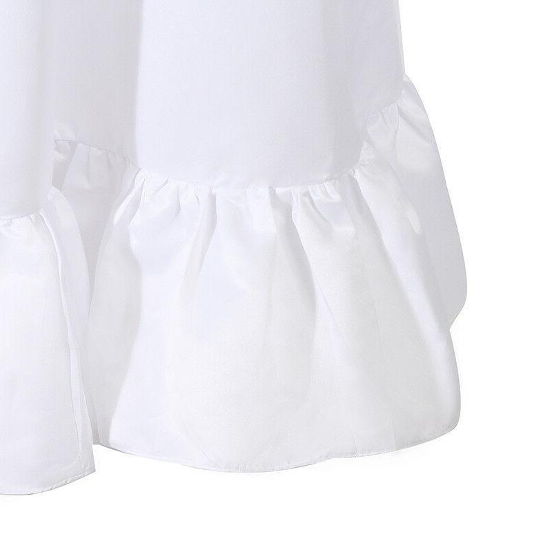 The Annabelle Long White