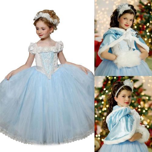 Toddler Frozen Anna Fancy Costume