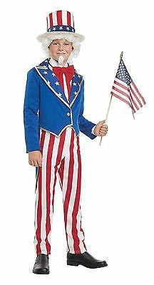 Uncle Sam 4th of July Deluxe Child Costume