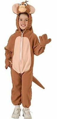 In Fashion Kids Unisex Child's Jerry Halloween Costume Size
