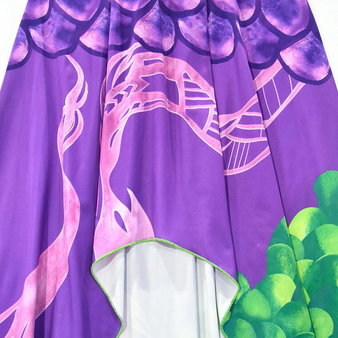 Mal Jumpsuit Costume Cosplay Girls