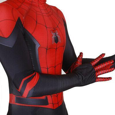 US! Spider-Man Home Spiderman Zentai Suit