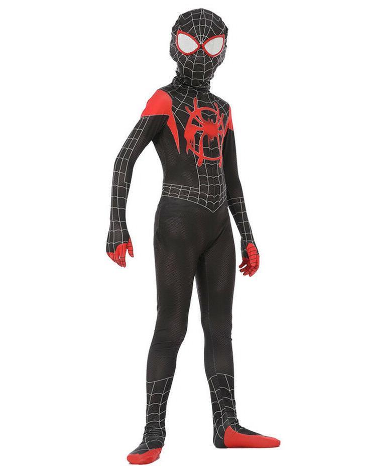 US! Spider-Verse Miles Morales Cosplay Costume