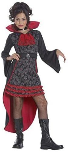 Vampiress Child's Costume