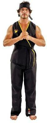 Viper Kai Karate/ Karate Kid Men's Costume