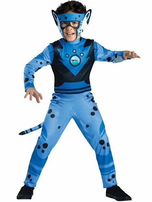 wild kratts blue cheetah pbs animal kids