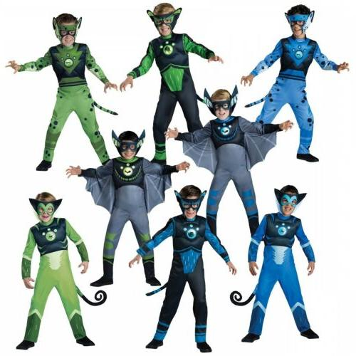 wild kratts costume creature power suit kids
