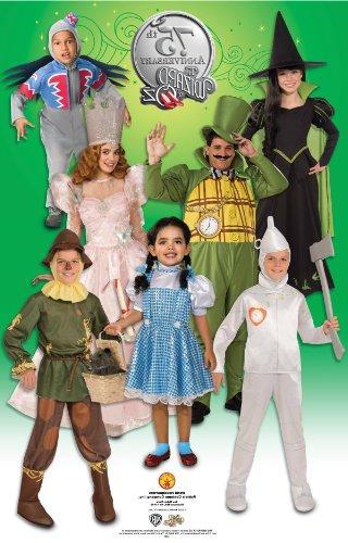 Wizard of Oz Dorothy Sequin Medium
