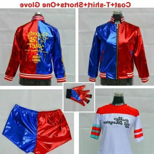 Women Harley Suicide Coat Set
