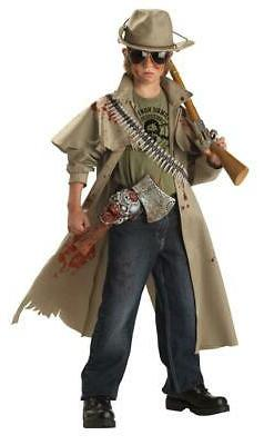 Zombie Hunter Costume Child