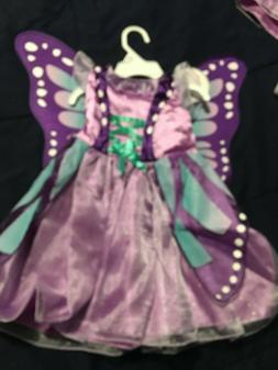 Koala Kids Lavender Fairy Costume 3-6 Month *New w/Tags*