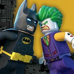 LEGO Batman Large Lunch Napkins