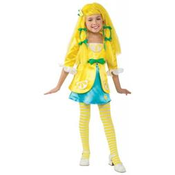 Lemon Meringue costume Kids Toddler Strawberry Shortcake Hal