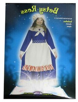 Fun World Little Girl's Girl's Betsy Ross Costume Apron and