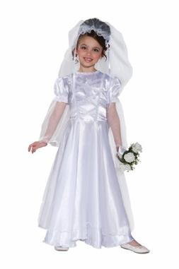 Forum Novelties Little Bride Wedding Belle Child Costume Dre