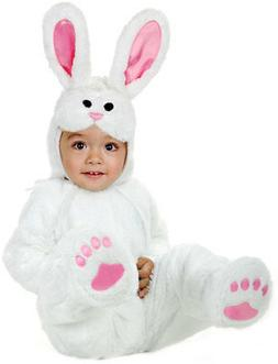 Little Bunny Jumpsuit Headpiece Animals Nature Costume Toddl