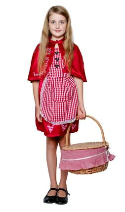 little red riding hood costume kids children