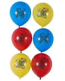 Marvel Epic Avengers™ Assorted Colors Latex Balloons, Part