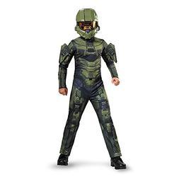 Disguise Master Chief Classic Costume, Medium