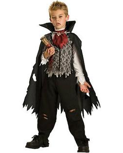 Morris Costumes Men's Long Sleeve Vampire Slayed Child Costu