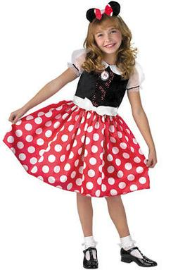 Mickey Mouse Clubhouse Minnie Mouse Classic Child Halloween