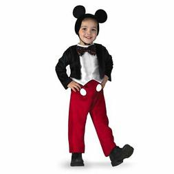 Disguise Mickey Mouse Kids Deluxe Costume 4-6