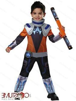 Miles Chrome Tomorrowland Boys Costume Kids Disney Space Boy
