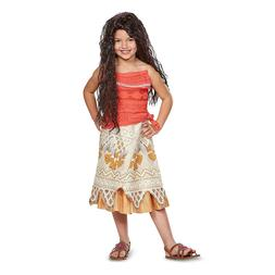 Disney Moana Girls Kids Child Costume | Disguise 99475