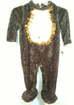 Just Pretend Kids Monkey Halloween Costume 1T-2T Toddler Cut