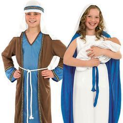 Nativity Kids Fancy Dress Festive Xmas Christmas Play Religi