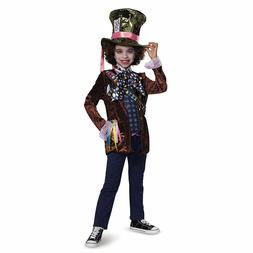 new alice in wonderland mad hatter deluxe