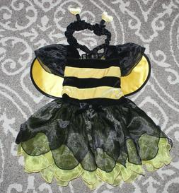 new bumblebee girls halloween costume dress up
