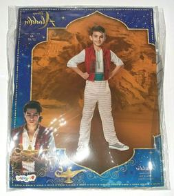 NEW Disney Aladdin Child Costume Medium  Jumpsuit Vest Princ