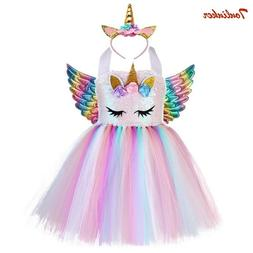 New <font><b>Kids</b></font> Unicorn <font><b>Costumes</b></