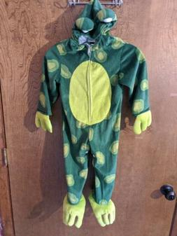 New Just Pretend Kid's Frog Halloween Costume Unisex Size To