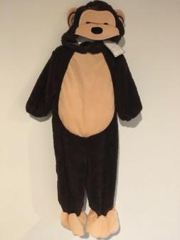NEW Koala Kids monkey halloween costume size 12-18 months Bo