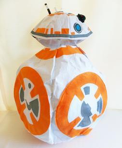 NEW Pottery Barn Kids Star Wars BB-8 Child Costume S L Hallo