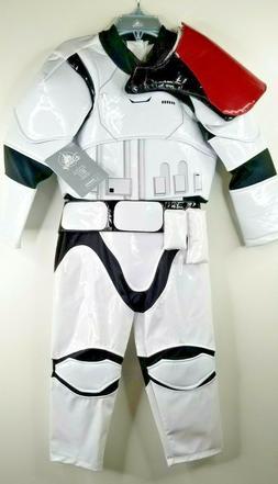NEW Disney Store Star Wars Stormtrooper Costume Kids size 3