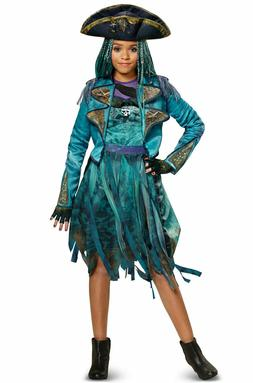 New UMA Descendants 2 Deluxe Child Costume Disney Disguise 2