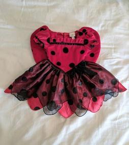 NWOT Koala Kids LADYBUG Baby Halloween Costume Dress ~ 18 Mo