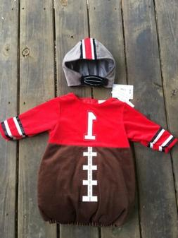 NWT Koala Kids 12/18 Months Boys Toddler 2 Pc Football Playe