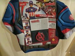 NWT Boys Captain America Rubie's Halloween Costume, Size M