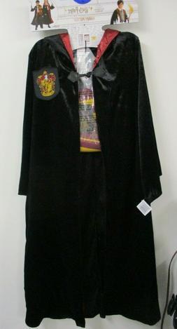 NWT Disquise Costume Harry Potter Gryffindor Robe Classic Ki
