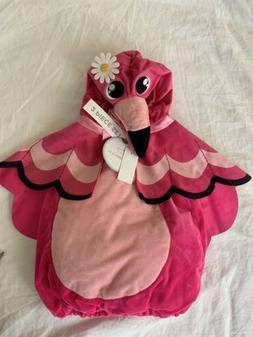 NWT Koala Kids Pink Flamingo Costume Size 6-9 Months Girls H