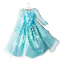 NWT Disney Store  Elsa Costume for Kids Size 7/8,9/10