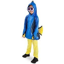 NWT Disney Store Finding Dory Fish Halloween Costume for Kid
