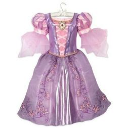 NWT Disney Store Rapunzel Costume for Kids - Tangled  Size 5