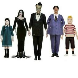 Official Addams Family Halloween Costumes Adults Kids Fancy