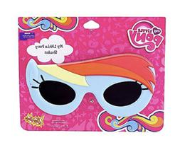 Party Costumes - Sun-Staches - Kids My Little Pony Rainbow D