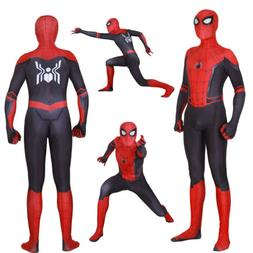 Spider-Man Far From Home Peter Parker Spiderman Bodysuit  Ad